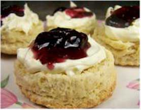 Best Recipe for Real English Scones