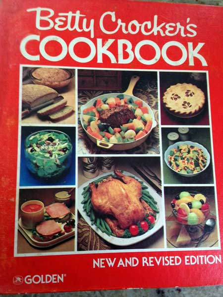 Betty Crocker 1976 Cookbook